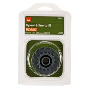 View B&Q Spool & Line To Fit Flymo Power Trim & Contour Models (T)2mm details
