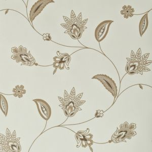 Paste The Wallcovering Paisley Beige