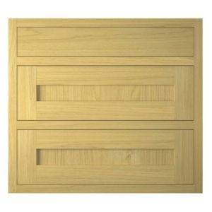 View IT Kitchens Framed Oak Style 800mm Pan Drawer Front, Pack  T, Set of 3 details