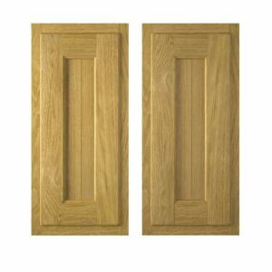 View Cooke & Lewis Chillingham Base Corner Door (W)925mm, Set of 2 details