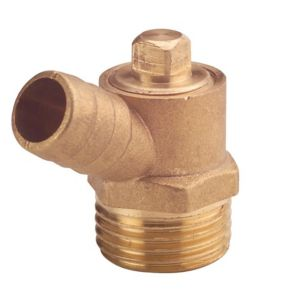 Image of Compression Type A Drain cock (Dia)12.7mm