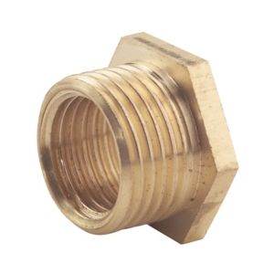 View Plumbsure Brass Male Reduced Bush (Dia)19mm details