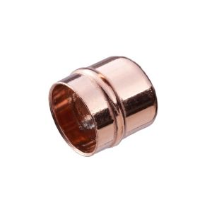 View Plumbsure Copper Solder Ring Stop End (Dia)10 mm, Pack of 2 details