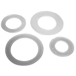 Plumbsure Plastic Tap Washer  Pack of 4