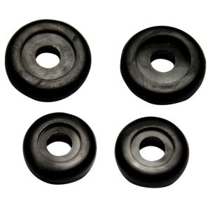 Plumbsure Rubber Tap Washer (Thread)34  Pack of 4