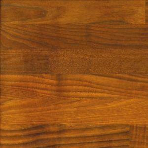 40mm B Q Ash Solid Wood Square Edge Kitchen Breakfast Bar
