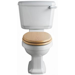 View Cooke & Lewis Octavia Modern Close-Coupled Toilet Seat details