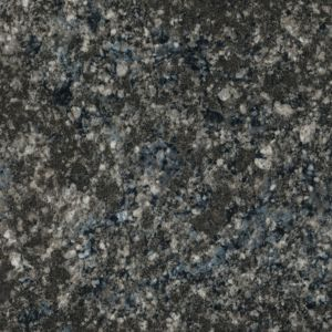 Image of 28mm Cooke & Lewis Grey Gloss Indian granite effect Laminate Worktop (L)2m (D)365mm