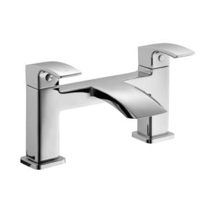 View Cooke & Lewis Metro Chrome Bath Tap details