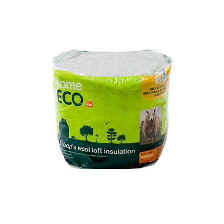 b q home eco loft insulation roll l 3m w m t. Black Bedroom Furniture Sets. Home Design Ideas