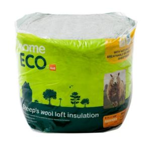 View B&Q Homeeco Loft Insulation, (L)3m (W)370mm (T)200mm details