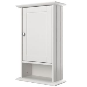 View Cooke & Lewis New Hampshire Single Door Cream Corner Wall Cabinet details
