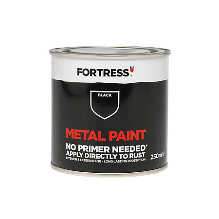Fortress Gloss Metal Paint Review