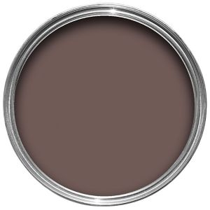 View Colours One Coat Interior & Exterior Cocoa Bean Satin Paint 750ml details