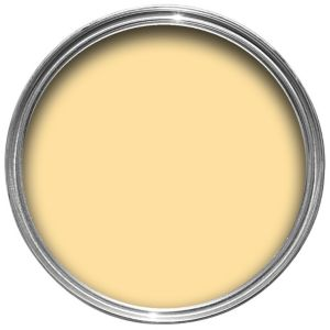 View Colours Quick Dry Interior Lemon Ice Gloss Paint 750ml details