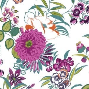 View Cocktail Floral Wallpaper details
