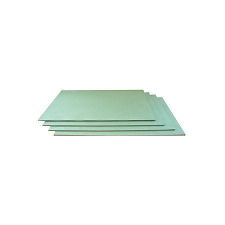 Diall 6mm fibreboard laminate flooring glueless wood for 6mm wood floor underlay