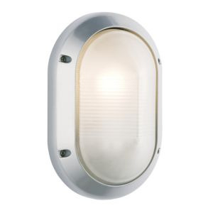 View Lights By B&Q Ginalla Incandescent Exterior Wall Bulkhead Light details