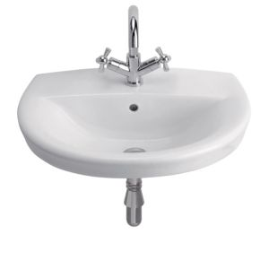 View Cooke & Lewis Marianna Wall Mounted Basin details