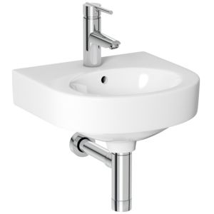 View Cooke & Lewis Alexas Round Cloakroom Basin details