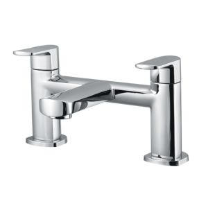 View Cooke & Lewis Sillaro Chrome Bath Tap details