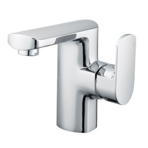 View Cooke & Lewis Sillaro 1 Lever Basin Mixer Tap details