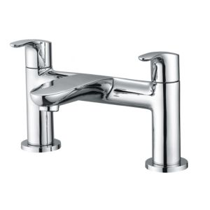 View Cooke & Lewis Senio Chrome Bath Tap details