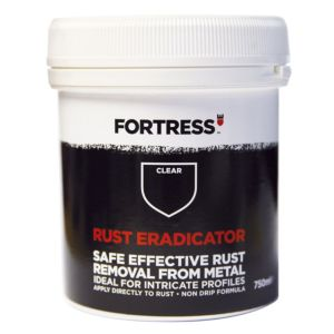 View Fortress Clear Rust Eradicator 750ml details