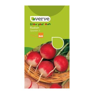 B&Q/Outdoors/Gardening/Verve Radish Seeds  Sparkler 3 Mix