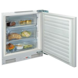 View Cooke & Lewis Integrated White Integrated Freezer (W)596mm (H)854mm details