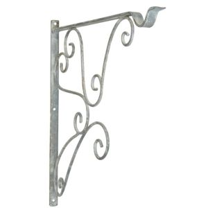 View Blooma Antique White Wash 137mm Hanging Basket Bracket details