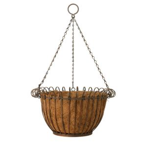 View Blooma Versailles Dark Bronze Hanging Basket details