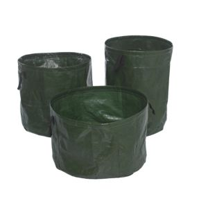 View Plastic Green Vegetable Planter, Pack of 3 details