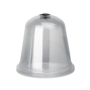 View Verve Plastic Vented Bell Cloche (L)170mm (W)200mm, Pack of 3 details