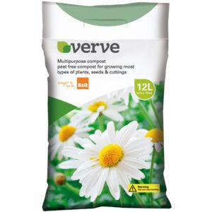 View Verve Multipurpose Compost - Peat Free 12L details