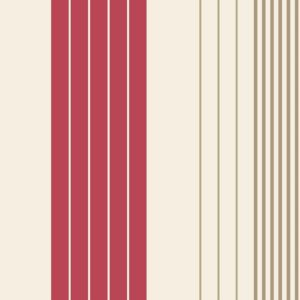 View Rocky Stripe Cream & Magenta Wallpaper details