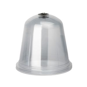 View Verve Plastic Vented Bell Cloche (L)300mm (W)335mm, Pack of 3 details
