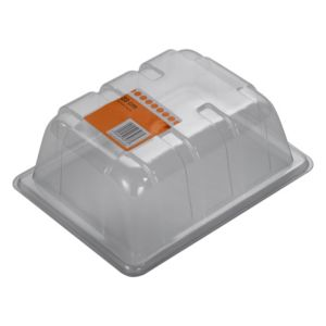 View B&Q Value Clear Plastic Seed Tray Lid details