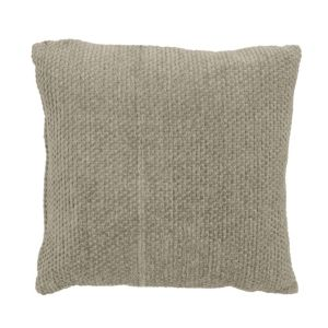 View Carpel Plain Ecru Cushion details