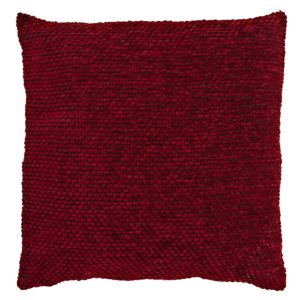 View Carpel Plain Dark Red Cushion details