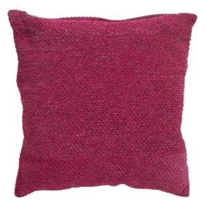 View Carpel Plain Fuchsia Cushion details