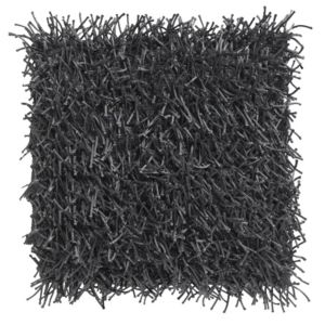 View Nigella Shaggy Anthracite Cushion details