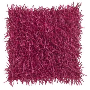 View Nigella Shaggy Fuchsia Cushion details