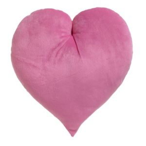 View Hearts Candy Pink Cushion details
