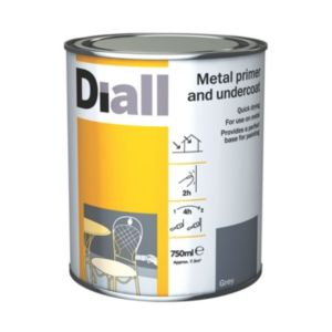View Diall White Primer & Undercoat 750ml details