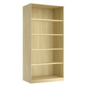 View Form Darwin Oak Effect Bookcase (H)2004mm (W)1000mm details