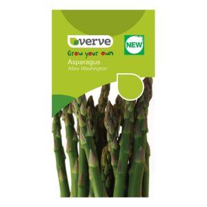 Verve Asparagus Pea Seeds  Mary Washington Mix