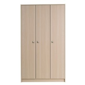 View Millie Acacia Effect 3 Door Wardrobe details