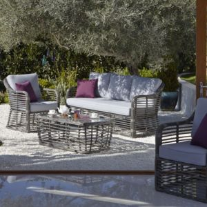 View Rattan Effect Garden Furniture details