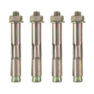 View B&Q Steel Anchor Bolt, Pack of 4 details